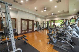 One Bedroom Apartments for Rent in Northwest Houston, TX - Fitness Center (3)